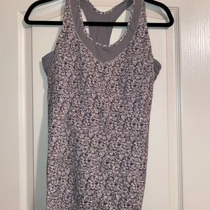 Lululemon Tone It Tank - Size 10